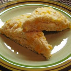 Easy Cheese and Garlic Scones