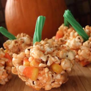 Pumpkin Popcorn Recipes