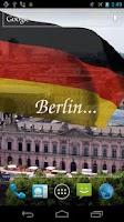 Screenshot of 3D Germany Flag Live Wallpaper