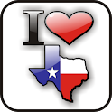 I LUV TX doo-dad icon