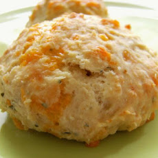 Scottish Cheese Scones
