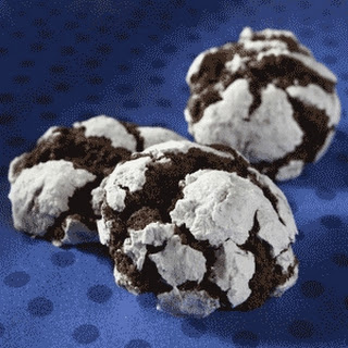 Chocolate Snowcaps