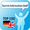 100 Tourist Information Succes icon