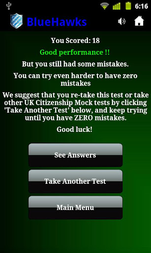 【免費書籍App】UK Citizenship Test-APP點子