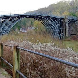Ironbridge by Simon Alun Hark - Buildings & Architecture Bridges & Suspended Structures ( seven, ironbridge, shropshire, telford )