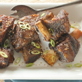 Slow Cooker Asian Short Ribs