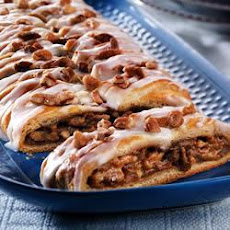 Pumpkin-Pecan Braid