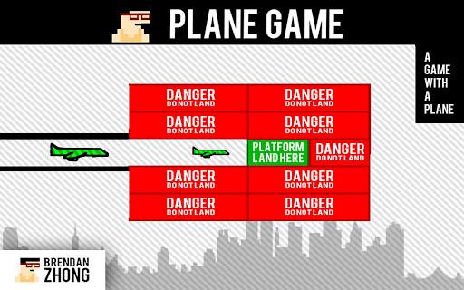 Plane Game HD