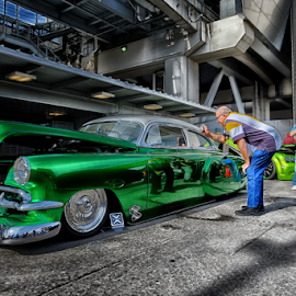 Green Mobile by Ferdinand Ludo - Transportation Automobiles ( las vegas, sema, november 2013 )