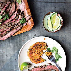 Grilled Ginger-Marinated Flank Steak