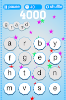 Screenshot of Word Tap Tap