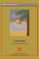 Screenshot of Cheyenne Artbook