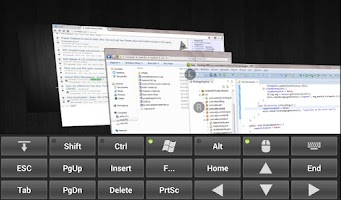 Screenshot of PC Remote VNC