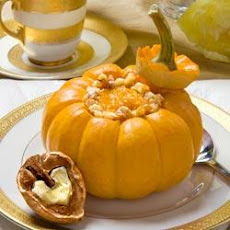 Baked Pumpkin Custard