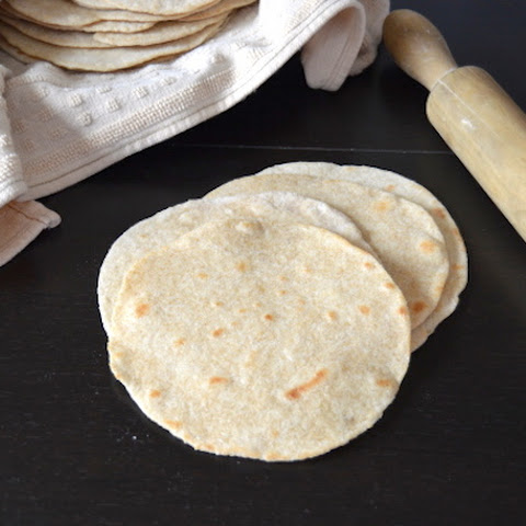 Make Your Own Whole Wheat Tortillas