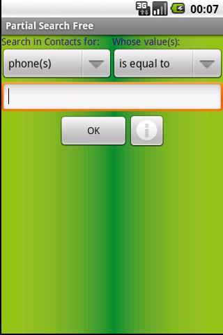【免費工具App】Partial Search Free-APP點子