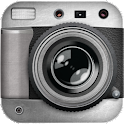 Black and White Camera PRO icon