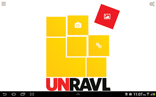 Screenshot of Unravl - Search by Image