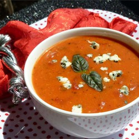 10 Best Tomato Blue Cheese Soup Recipes | Yummly