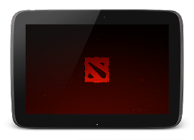 Screenshot of Dota2 LiveWallpaper