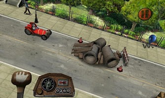 Screenshot of Ace Box Race