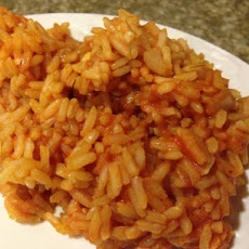 Spanish Rice Using Tomato Sauce