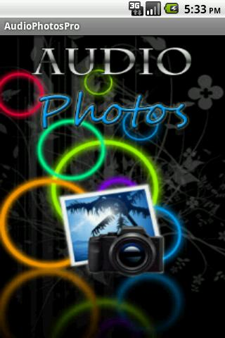 Audio Photos Pro
