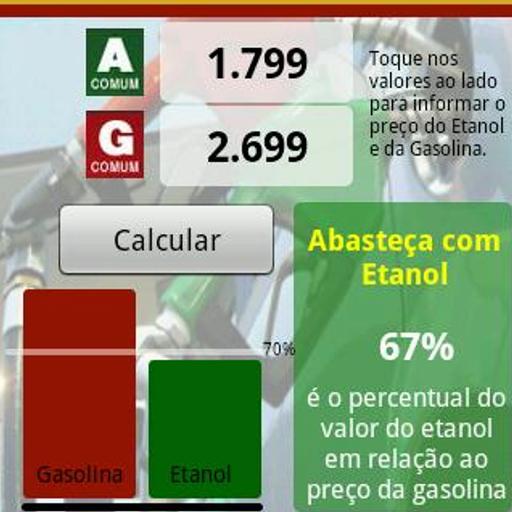 DFI Alcool Etanol ou Gasolina LOGO-APP點子