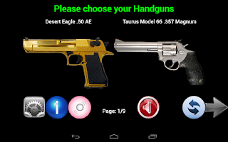 Screenshot of Guns