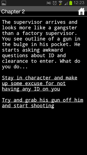 Secret Agent YouDecide PREMIUM - screenshot