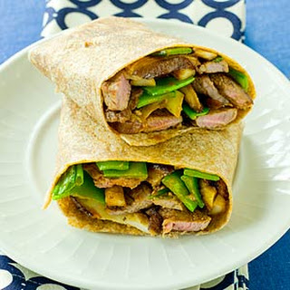 Teriyaki Steak Sandwich