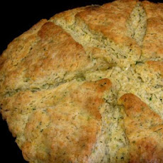 Cheddar Scones With Dill