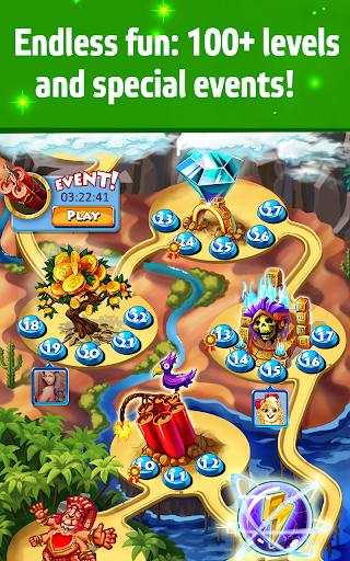 Montezuma Blitz - screenshot