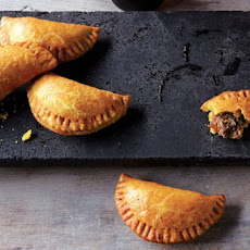Jamaican Beef Turnover