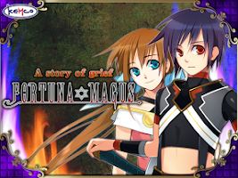 Screenshot of RPG Fortuna Magus - KEMCO