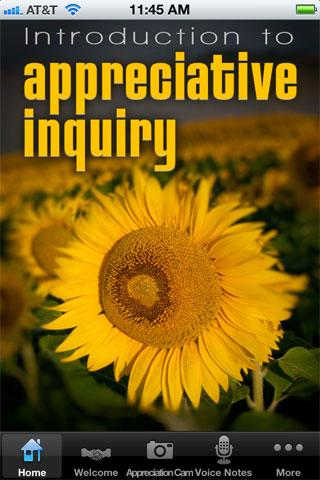 Appreciative Inquiry - an intr
