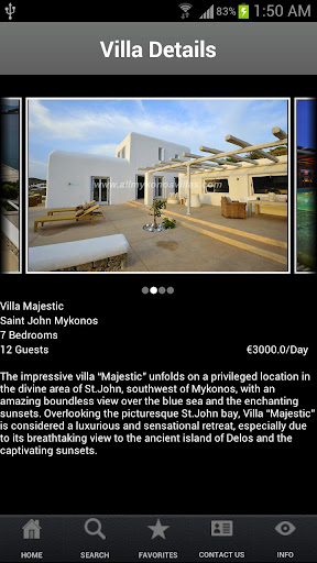 Rent Luxury Villas in Mykonos