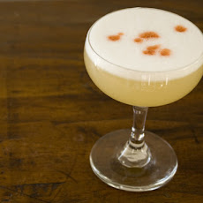 Meyer Lemon Pisco Sour