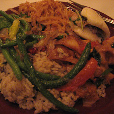 Thai Rice & Turkey Salad