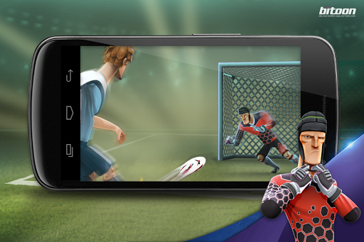 Kicks!Football Warriors-Soccer - screenshot