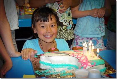 nani with cake