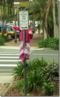14 pole climbing