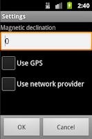Screenshot of Dashboard Compass 3D