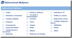 MySpace_aplicaciones