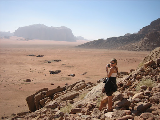 Wadi Rum i kobiety