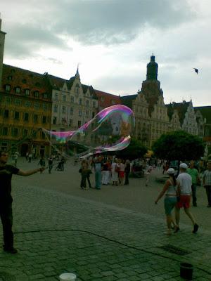 Пускатель мыльных пузырей