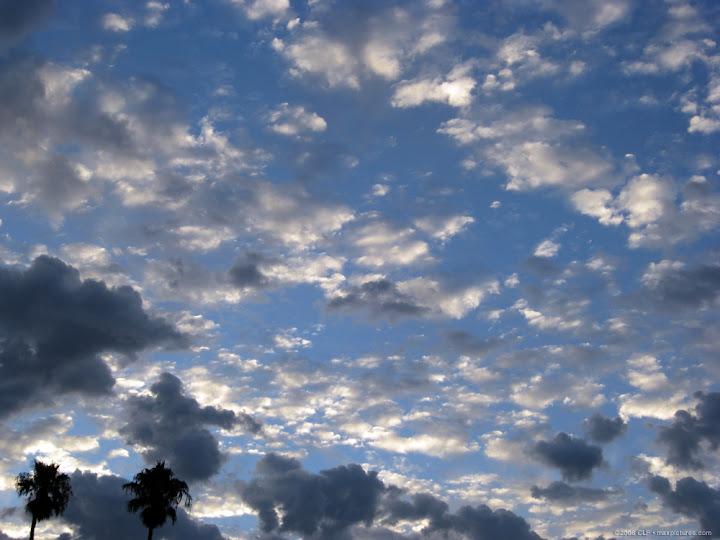 Sky over DAV