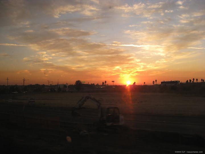 Sunrise (delayed)