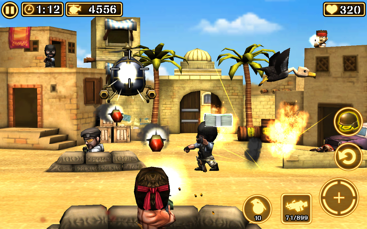 Gun Strike 2 Screenshot 18