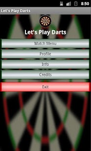 Dart Counter - screenshot